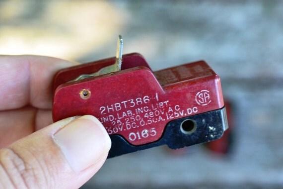 Items Similar To One 1 Micro Switch Unimax Switch Uni
