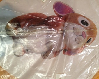 Bunny Rabbit Kite New in Original Wrapping / Never Used / Never Opened