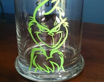 The Grinch Vinyl Decal