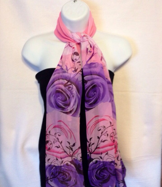 Scarf Easter Scarf Mothers Day scarf scarf long scarf scarves Mother's Day Scarf