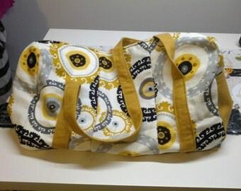 High Quality Handmade Duffel Bag