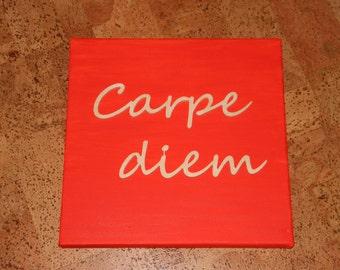 Carpe-Diem - Sign