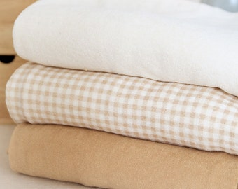 Terry Cloth Fabric in 3 Colors By The Yard