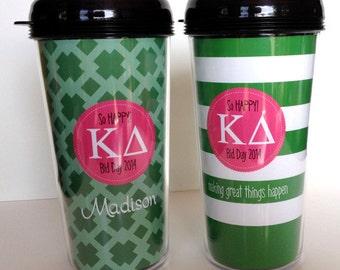 Kappa Delta Travel Mug