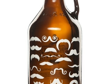 STACHES Growler 64 oz.