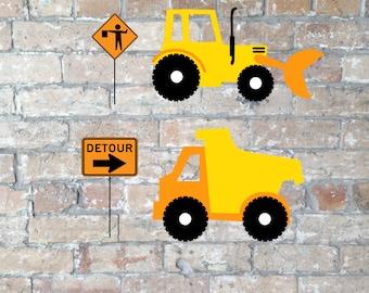 Construction Clip Art {Digital Download}