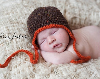 Simple Earflap Hat