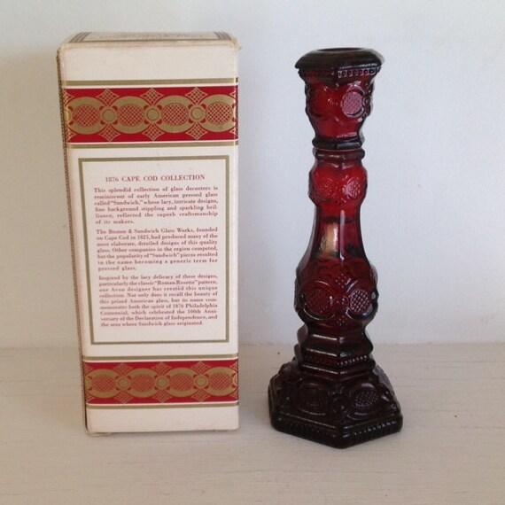 Vintage Avon 1876 Cape Cod Collection By Rebekahsretro On Etsy