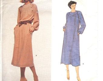 Vogue 2073  American Designer  Misses' Dress   ID256