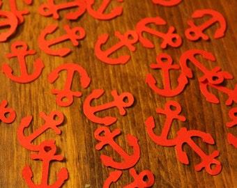 SMALL Love Anchor Confetti-Set of 100