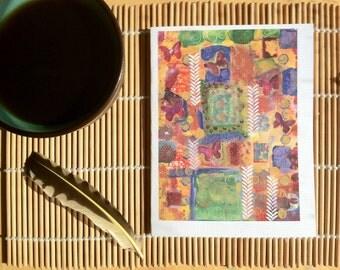 Card-Garden Song
