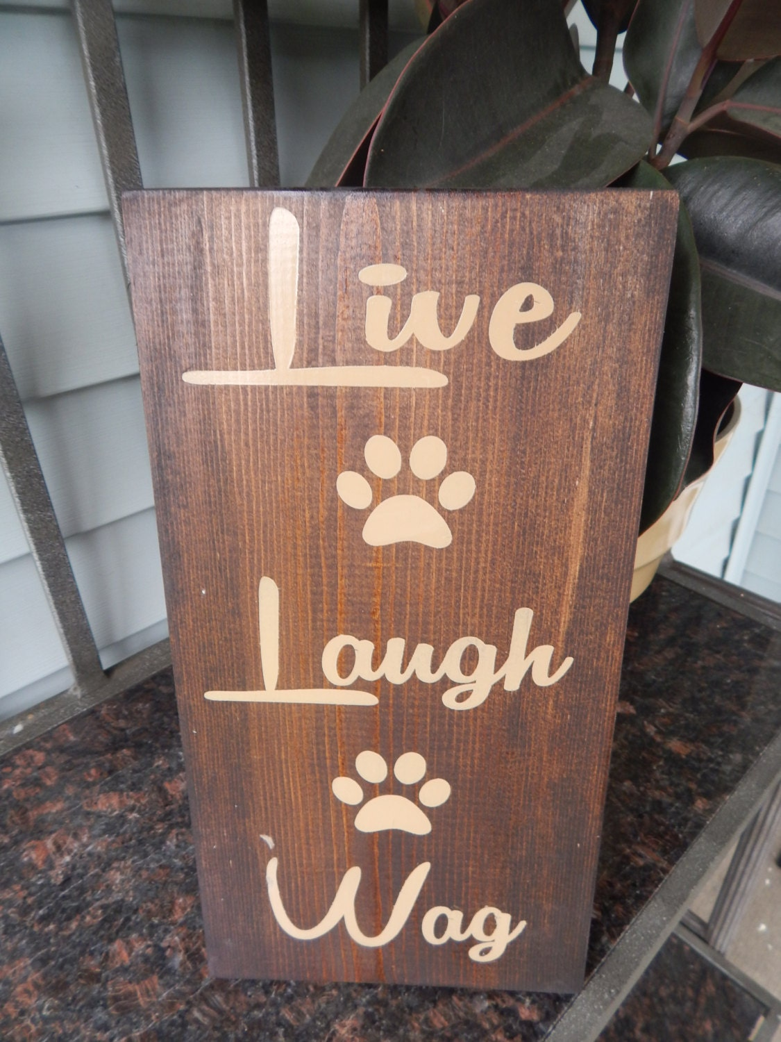 Dog lovers sign dog quote decor dog lovers sign decor for Dog related home decor
