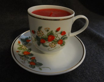 1978 Avon cup and saucer