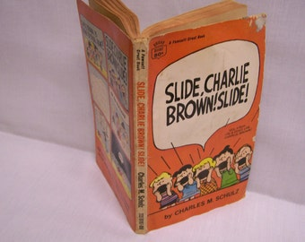 Charlie Brown comic book by Charles M. Schulz 1968