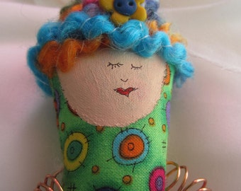 Wise Woman Doll (Miss Demure)