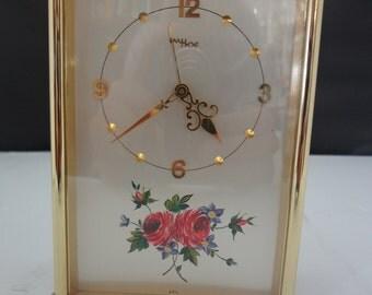 Vintage 1960's Musical Clock