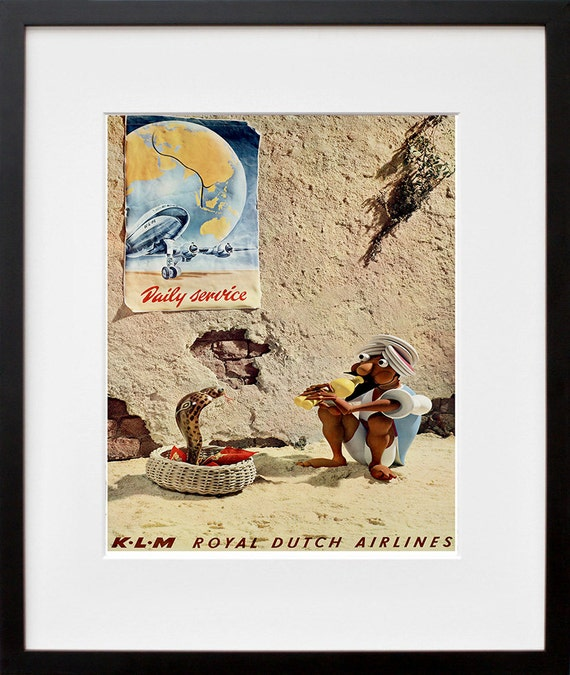 India Travel Poster Indian Art Print Vintage Home Decor