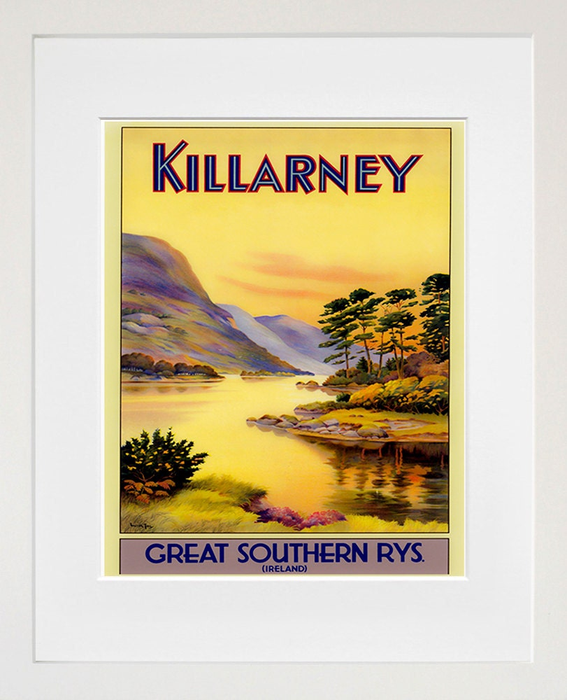 Irish Wall Art - Elitflat