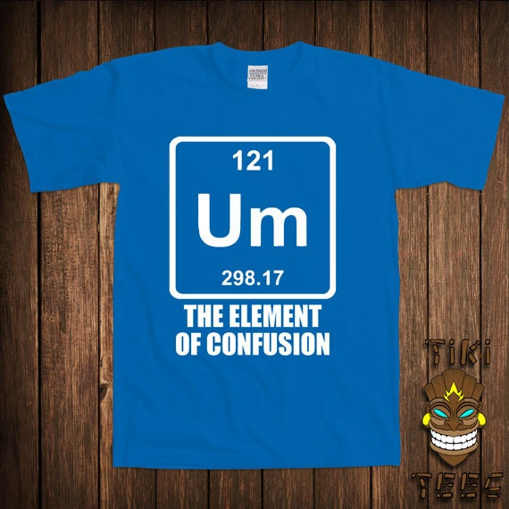 Funny chemistry t shirt periodic table of elements t shirt tee like this item urtaz Images