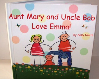 Great Gift Idea Personalized Book Personalized Kids Toy