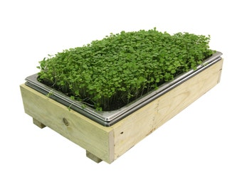 Extra Large Microgreens Microfarm (Sub-irrigated Planter)