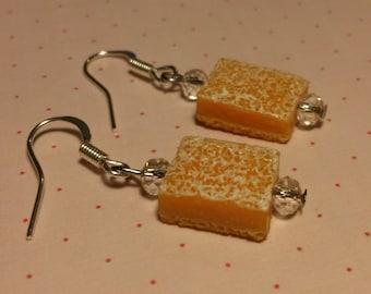Lemon Bar Earrings