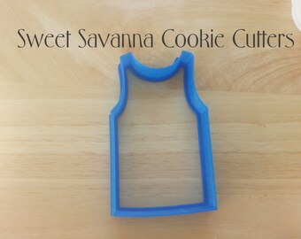 Tunic / Singlet Cookie Cutter