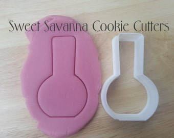 Nail Polish Bottle Cookie Cutter No 2