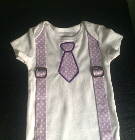 Sale 40 Off Baby Boy Tie And Suspenders By