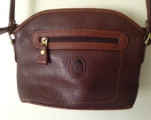1980's LIZ CLAIBORNE leather purse