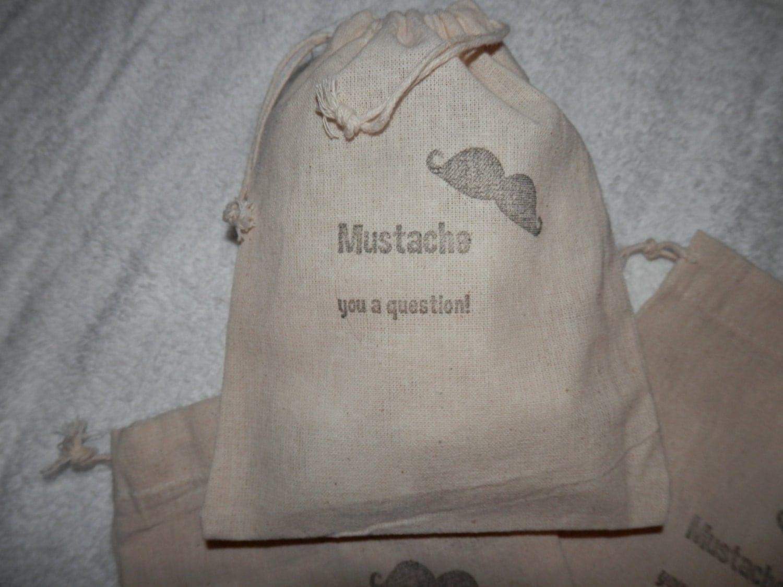 Wedding Gift Bags For Groomsmen : WEDDING FAVOR GIFT Bags Set of 10 Groomsmen Favor Bags