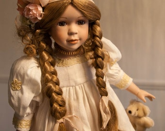 The Palmary Collection Three Heart Doll