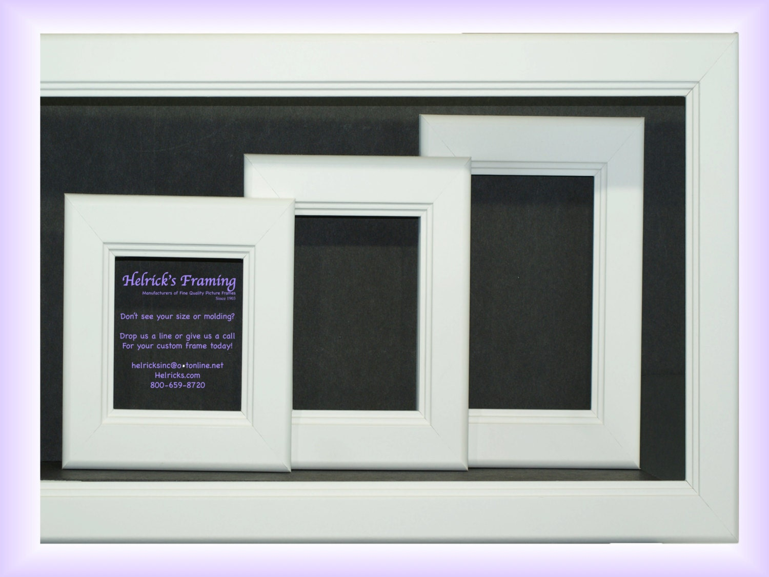 custom white picture frames from 4x4 square 6x6 8x8 10x10 10x20 10x30 10x40 10x50 12x12 14x14 16x16 18x18 20x30 custom sizes availableb13