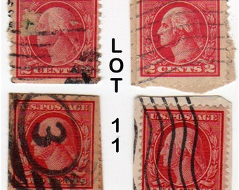 This is a 1908-1914 U.S. Postage Stamp