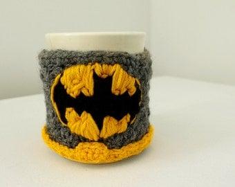 Batman Mug Cozy
