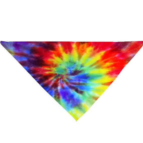tie dye dog bandana custom bandanas are the way to