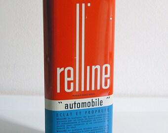 "Metal box ""Lustreuse RELLINE"""