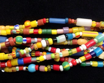 Assorted Small Trade Beads
