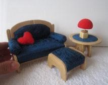 BABY BARBIE furniture set of 5