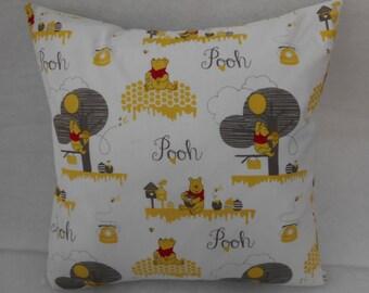 "Winnie the Pooh Nursery Cushion Cover 40cm x 40cm (16""x 16"")"