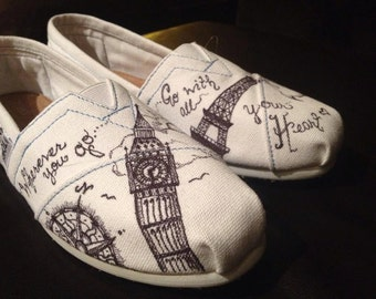 World Traveler TOMS Shoes