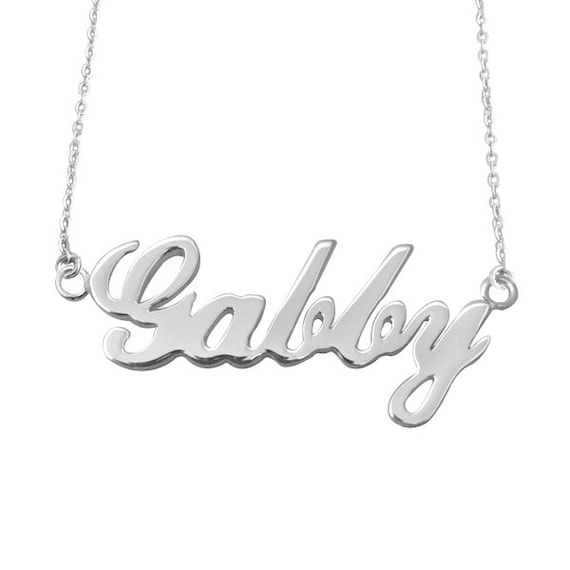 wholesale any personalized name necklace by