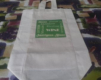 1 x Wine Tote Bag