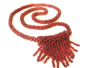 Empress Red Necklace