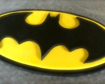 """Edible """"Batman"""" Cake Topper - Fondant"""