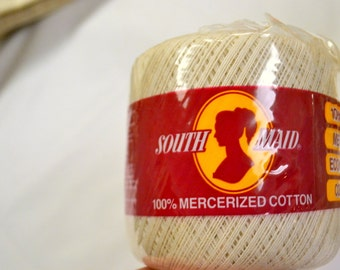 South Maid Mercerized Cotton