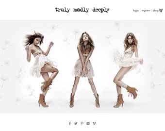 Shopify eCommerce Website Design - Complete Custom Web Package inc. Facebook Storefront 20 Products 5 Categories and Training