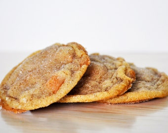 Browned Butter Salted Caramel Cookie | One Dozen
