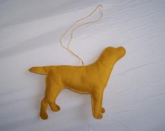 Labrador Dog Lavender Air Freshener