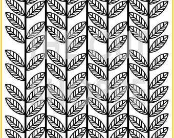 The Trendy Trellis background cut file is available in 8.5x11 and 12x12 sizes, for your scrapbooking and papercrafting projects.